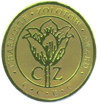 Charlotte Zolotow Award seal