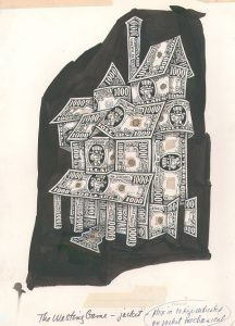 jacket art house made of money