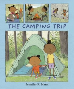The Camping Trip cover
