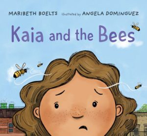 Kaia and the Bees cover